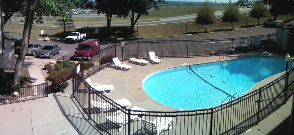 Der Pool von Place72