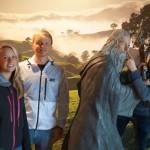 Wir trafen Gandalf den Nasenpopler