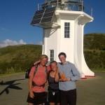 Erschöpft aber über glücklich haben wir Cape Reinga erreicht.